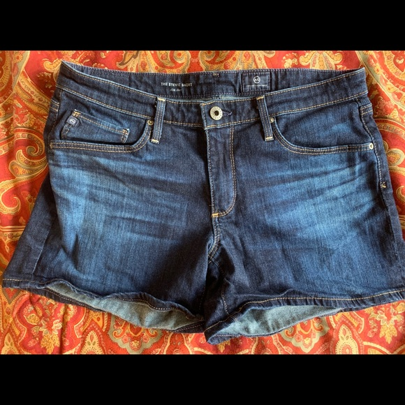 Anthropologie Pants - Anthropologie AG Adriano Stevie Jean Shorts 29 8